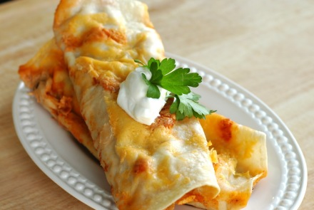 Mama Too's® Chicken Enchiladas
