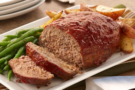 Mama Too's® Traditional Southern Meatloaf